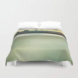Gentle Journey Duvet Cover