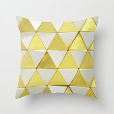 Uroko Throw Pillow