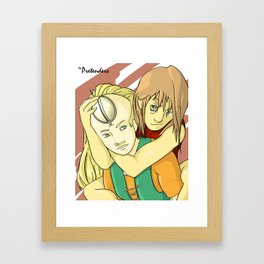The Pretenders Framed Art Print