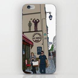 Le Nesle Bar iPhone Skin