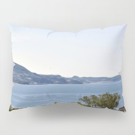 View - Digital painting Pillow Sham