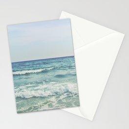 Ocean Crashing Waves Stationery Cards