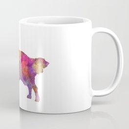 English Setter in watercolor Coffee Mug