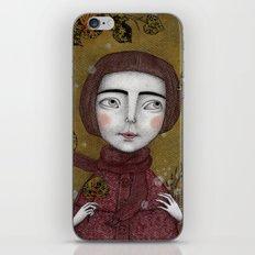 October iPhone & iPod Skin