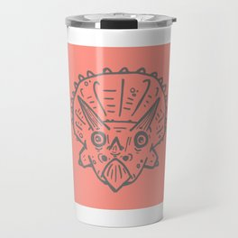 Asteroid Anxiety - Triceratops Travel Mug
