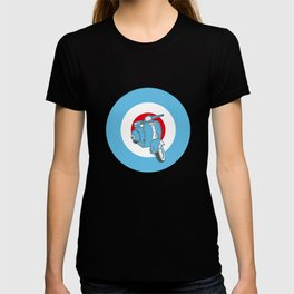 Blue Scooter T-shirt