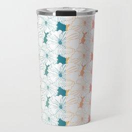 Happy Hibiscus Travel Mug