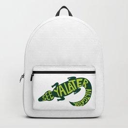 See Ya Later Backpack