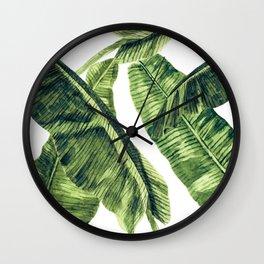 Botanical Collection 01-4 Wall Clock
