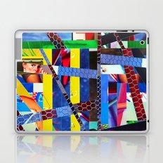 Bruce (stripes 13) Laptop & iPad Skin