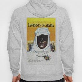 Vintage 1962 Lawrence of Arabia Movie Lobby Poster Hoody