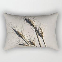 prairie wheat Rectangular Pillow