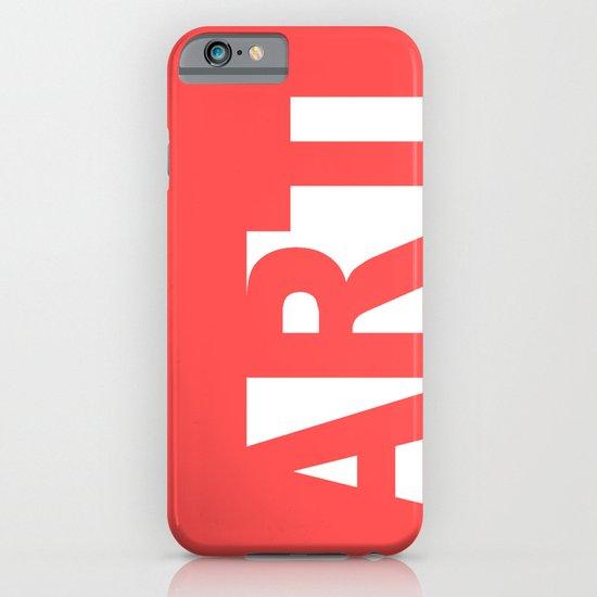 Minimalist  ART iPhone & iPod Case