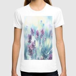 #Lavender #summer #beauty #dreams T-shirt