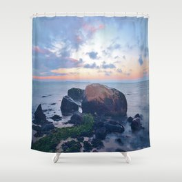 Time out in nature Shower Curtain