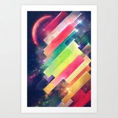 mwwntyp Art Print