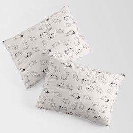 More Sleep Frenchie Pillow Sham