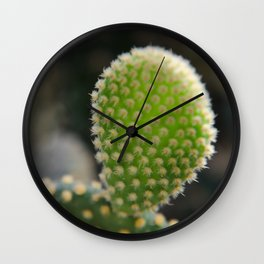 Friendly New Kid Wall Clock