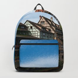 La Petite France Backpack