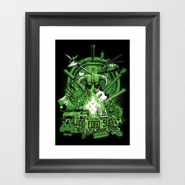 Ludo Ergo Sum Framed Art Print