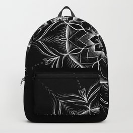 """River"" mandala Backpack"