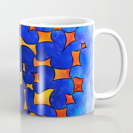 Blesmios V1- melting cubes Coffee Mug