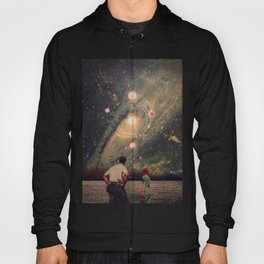 Light Explosions In Our Sky Hoody