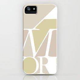 Amore II - Love #society6 #love #buyart iPhone Case