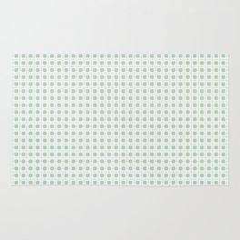 cuadros verdes Rug