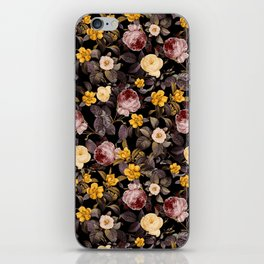 NIGHT FOREST XVI iPhone Skin