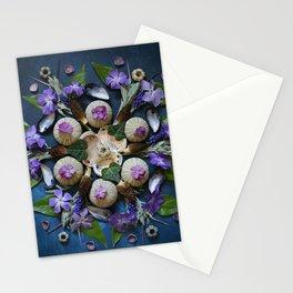 Nature Mandala: April II Stationery Cards