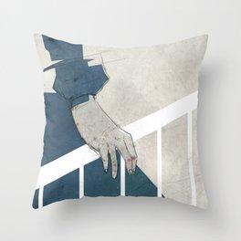 Eveline three Throw Pillow