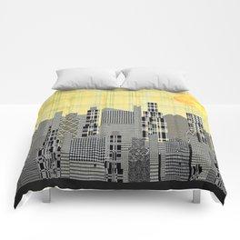 Plaid City Comforters