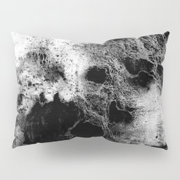 The Peggy / Charcoal + Water Pillow Sham