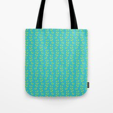 Tropical Vines Tote Bag