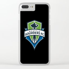 Seattle Sounders Clear iPhone Case
