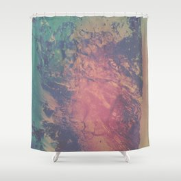 SCARS Shower Curtain
