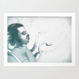 THE SENSE. Art Print