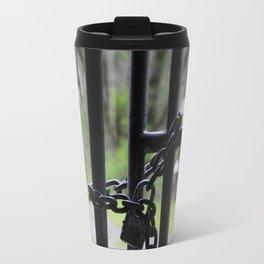 Locked In Travel Mug