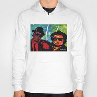 blues brothers Hoodies featuring Blues by veermania