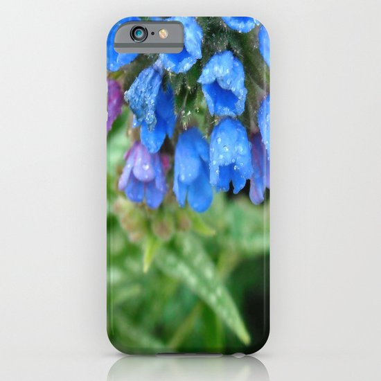 Bluebell iPhone & iPod Case