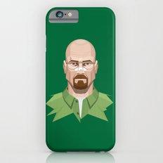 Breaking Bad - Walter White Beaten Up iPhone 6s Slim Case