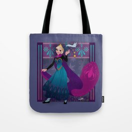 Frozen Elsa Coronation Tote Bag