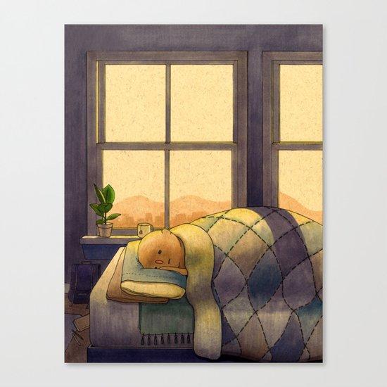 Nap Canvas Print
