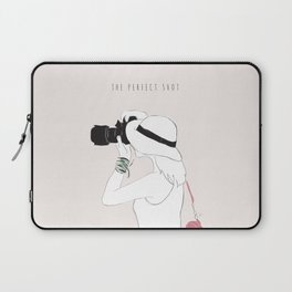 The Perfect Shot Laptop Sleeve