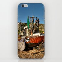 catcher in the rye iPhone & iPod Skins featuring Port Of Rye by Best Light Images