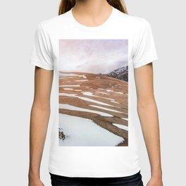 Desert Snow II - Great Sand Dunes National Park T-shirt