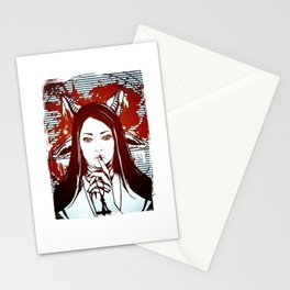 Chruch Of Lilith Merch Stationery Cards