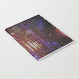 Maxfield Parish Dark Woods Notebook