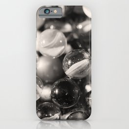 Vintage Glass Marbles 3 iPhone Case